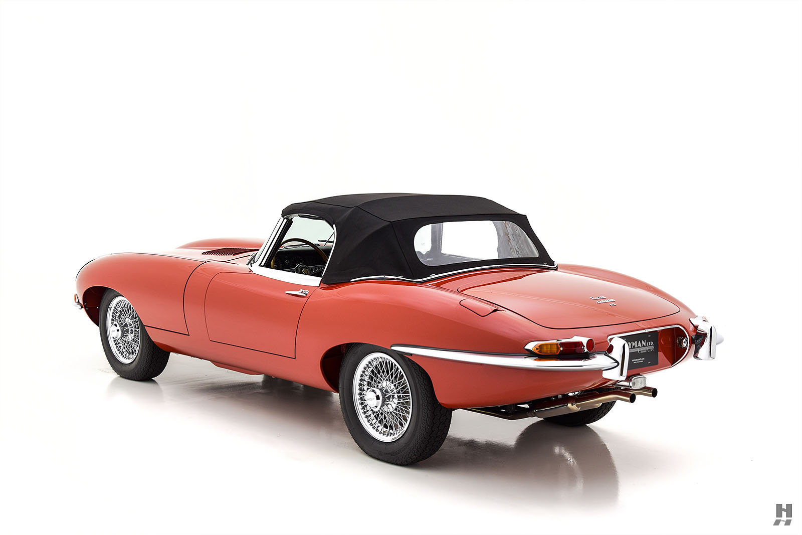 1968 JAGUAR E-TYPE ROADSTER For Sale (picture 6 of 6)