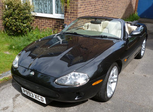 Jaguar XK8 Convertible 4.0 1997 (new price) For Sale