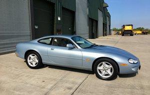 1997 Stunning Jaguar XK8 coupe 67,700 miles genuine !