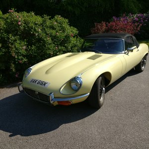 1972 E-type V12 Series 3 roadster For Sale