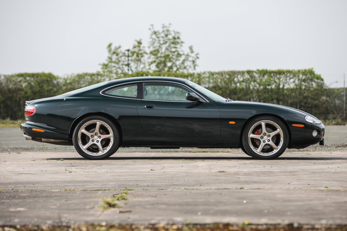 2001 2004 Jaguar XKR - just 43200 miles and two owners For Sale by Auction (picture 2 of 6)