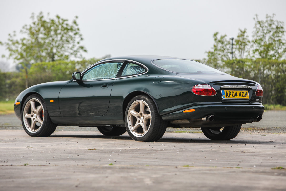 2001 2004 Jaguar XKR - just 43200 miles and two owners For Sale by Auction (picture 6 of 6)