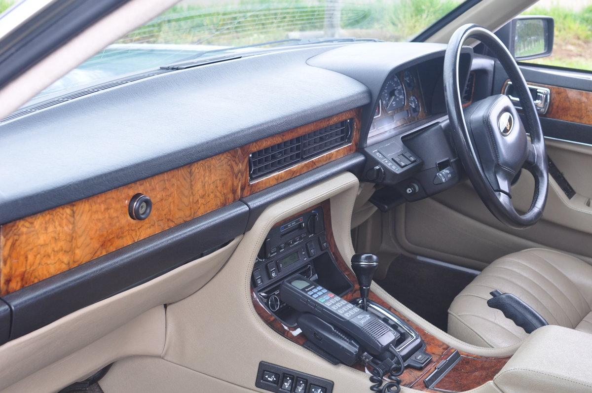 1990 Jaguar XJ 40 4.0 Sovereign  For Sale (picture 5 of 6)