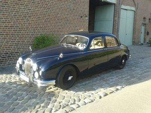 1958 Stunning Jaguar 2.4 litre SE mod LHD