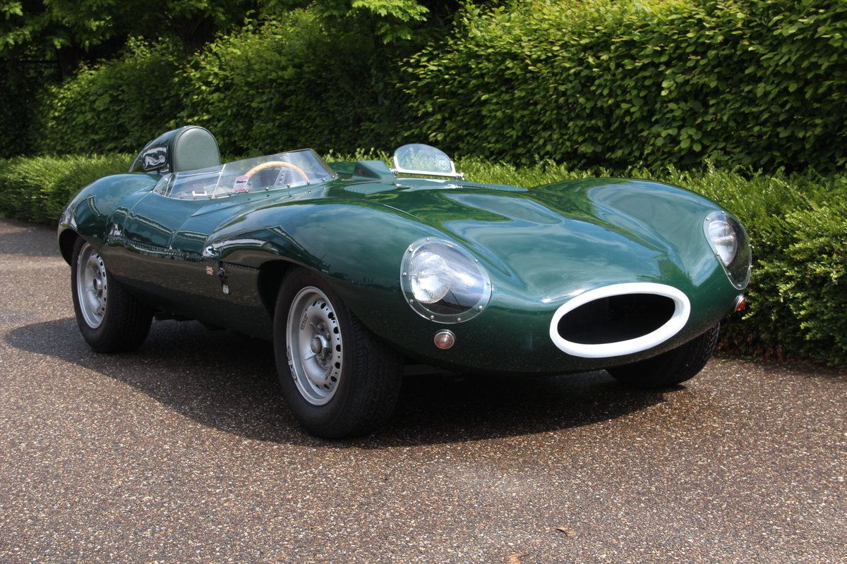 1958 Special D-type Le Mans For Sale (picture 1 of 6)