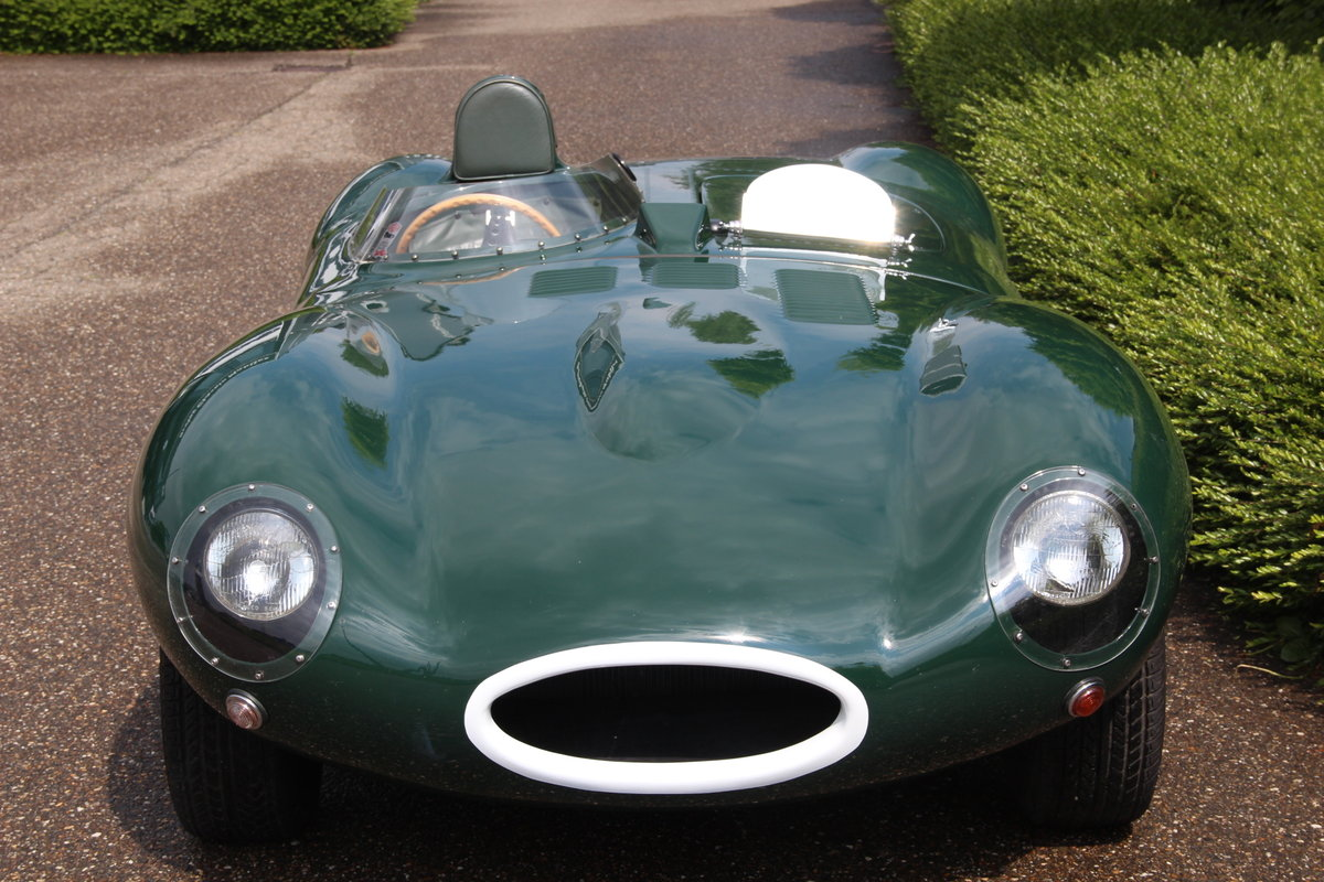 1958 Special D-type Le Mans For Sale (picture 2 of 6)