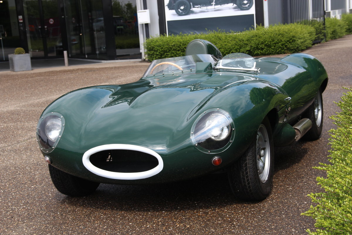 1958 Special D-type Le Mans For Sale (picture 3 of 6)
