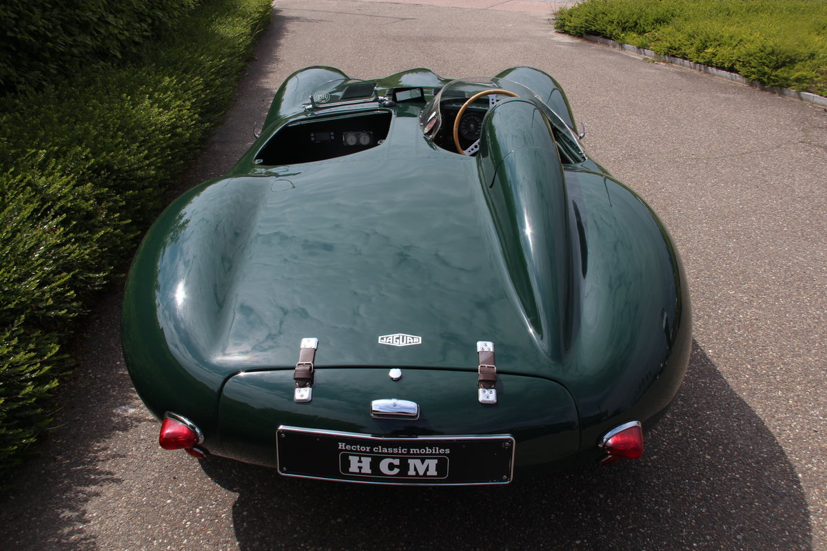 1958 Special D-type Le Mans For Sale (picture 5 of 6)