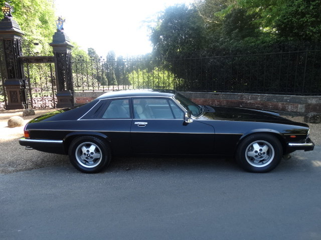 1984 JAGUAR XJS V12 HE ONLY 41,000 MILES For Sale (picture 3 of 6)