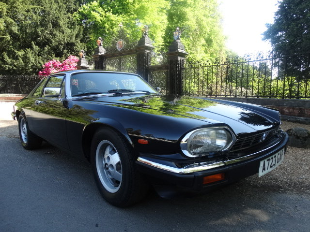 1984 JAGUAR XJS V12 HE ONLY 41,000 MILES For Sale (picture 4 of 6)