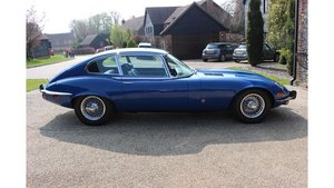 1973 Beautiful E Type Series 3 Coupe 5.3litre Auto For Sale