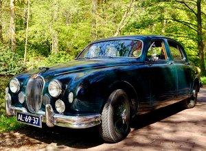 Jaguar Mk1 1958 For Sale