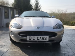 LOW MILES IMMACULATE JAGUAR XK8 FUTURE CLASSIC