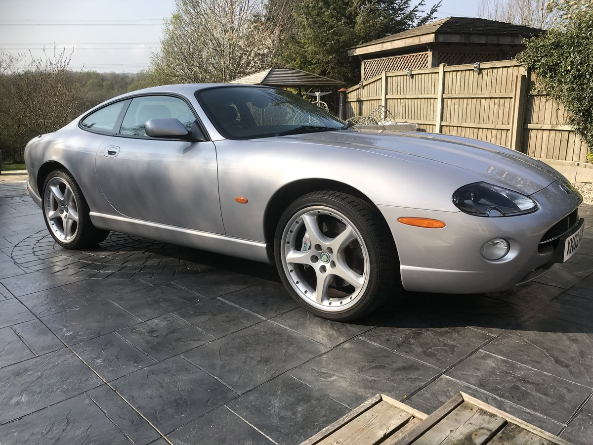 2005 LOW MILES IMMACULATE JAGUAR XK8 FUTURE CLASSIC For Sale (picture 5 of 6)
