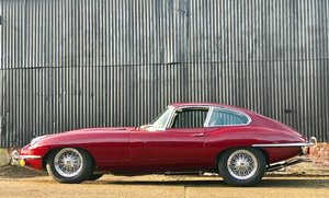 1969 Jaguar E Type Series II FHC 4.2 Matching No's - Reduced For Sale