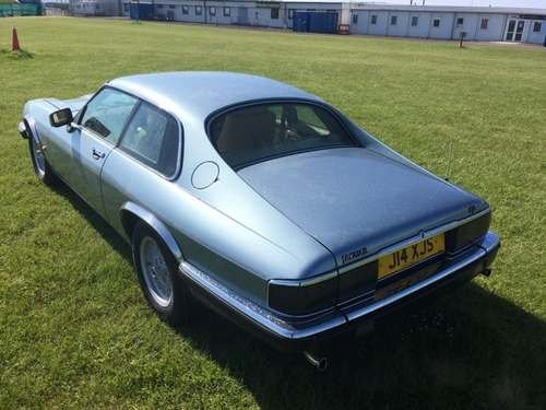 1991 Jaguar XJS 4.0 at Morris Leslie Auction 25th May For Sale by Auction (picture 3 of 5)