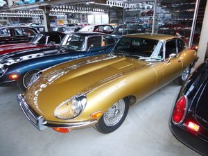 1969 Jaguar 2e serie E-type '69 For Sale