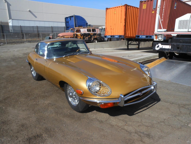 1969 Jaguar 2e serie E-type '69 For Sale (picture 2 of 6)