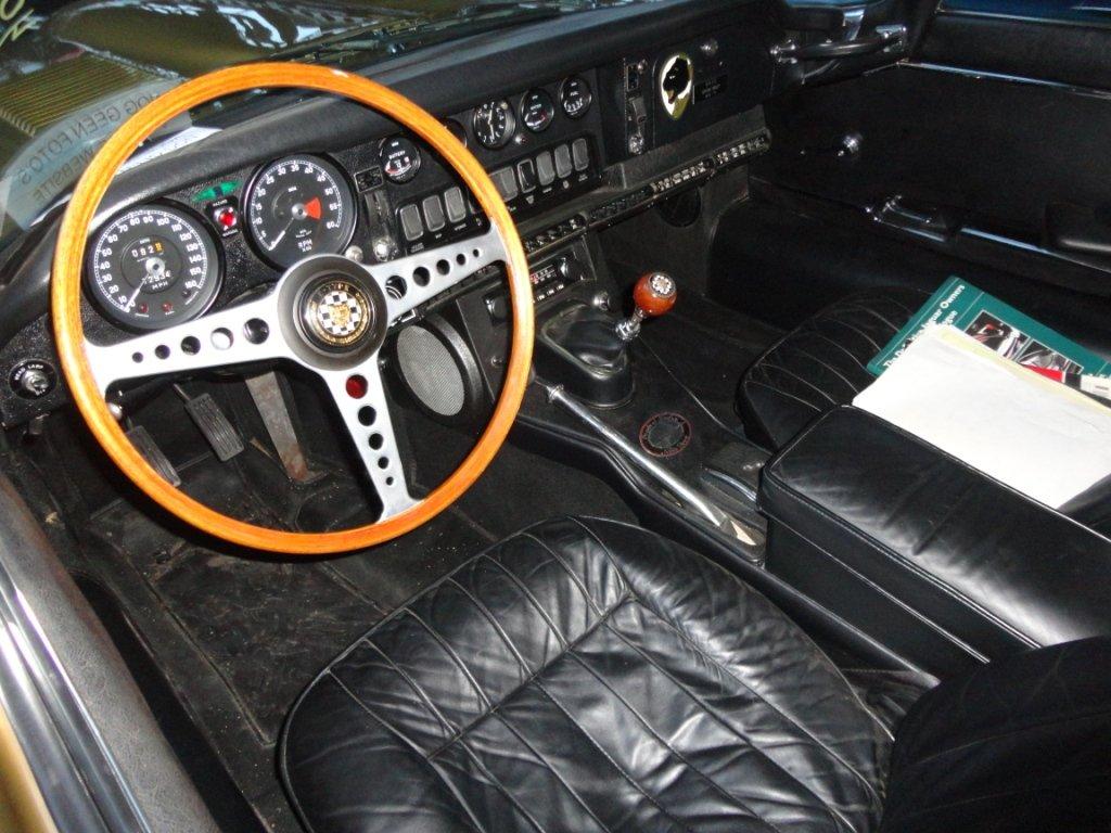 1969 Jaguar 2e serie E-type '69 For Sale (picture 3 of 6)