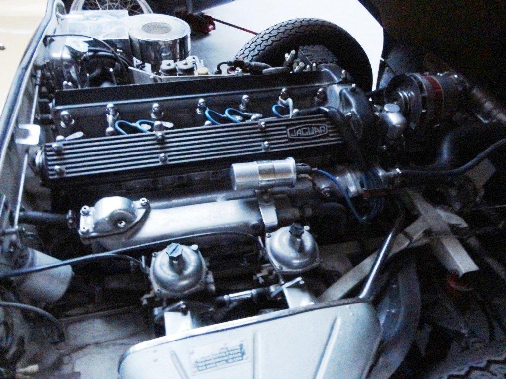1969 Jaguar 2e serie E-type '69 For Sale (picture 4 of 6)