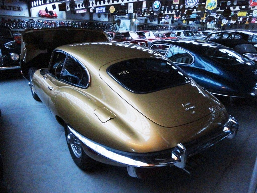 1969 Jaguar 2e serie E-type '69 For Sale (picture 6 of 6)