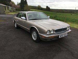 Low miles 1995 Jaguar Sovereign Auto For Sale by Auction