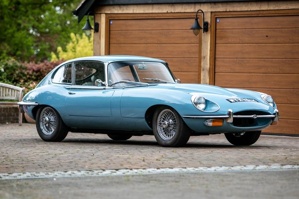 1969 Jaguar E-Type 2+2 FHC  ***SOLD*** For Sale by Auction (picture 1 of 6)