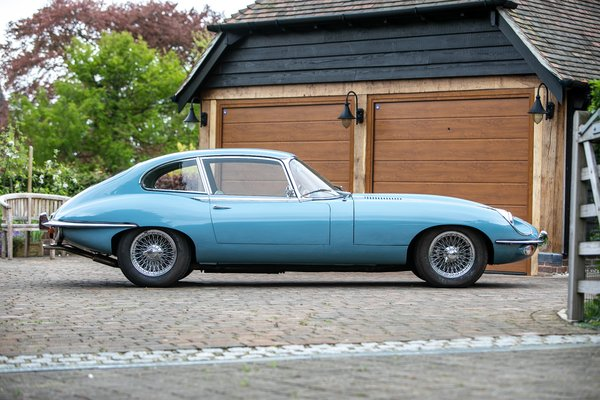 1969 Jaguar E-Type 2+2 FHC  ***SOLD*** For Sale by Auction (picture 3 of 6)