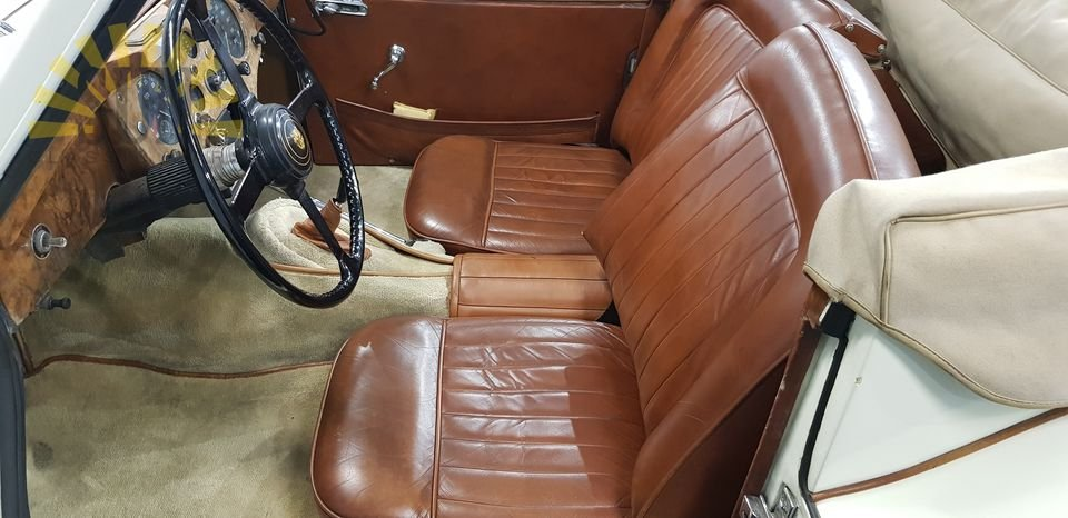 Jaguar XK 140 DHC 1956, matching numbers For Sale (picture 6 of 6)
