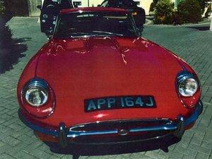 1970 Jaguar E-Type 4.2 Coupe For Sale by Auction