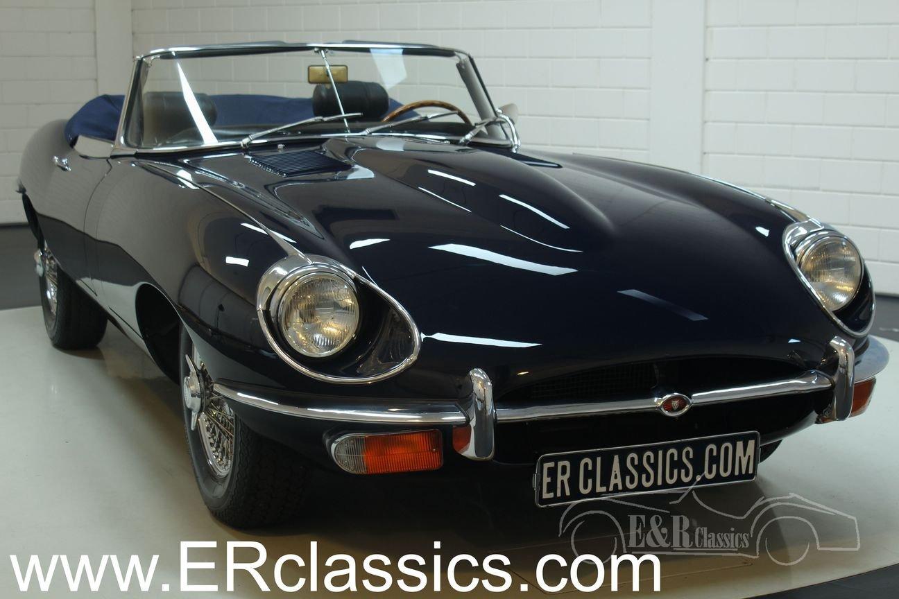 Jaguar E-Type S2 Cabriolet 1969 Restored For Sale (picture 1 of 6)