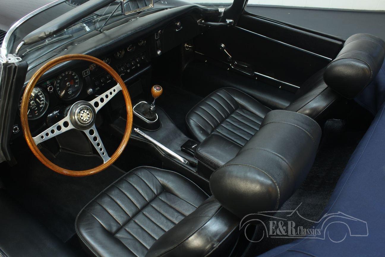 Jaguar E-Type S2 Cabriolet 1969 Restored For Sale (picture 3 of 6)