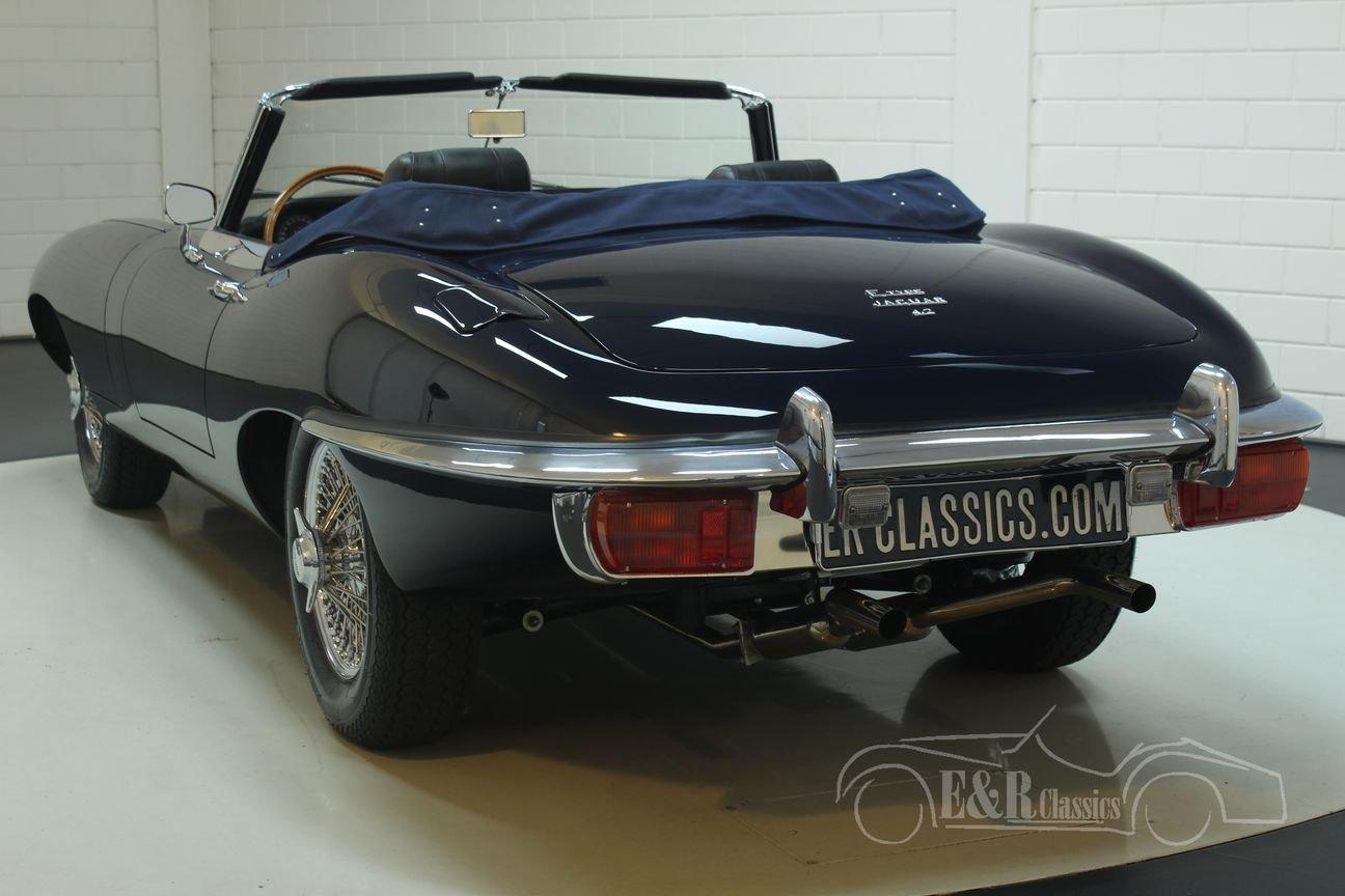 Jaguar E-Type S2 Cabriolet 1969 Restored For Sale (picture 5 of 6)