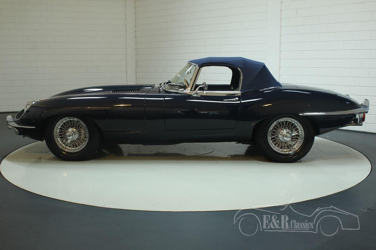 Jaguar E-Type S2 Cabriolet 1969 Restored For Sale (picture 6 of 6)