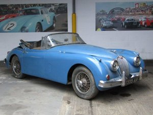 1960 Jaguar XK150 3.4 SE DHC at ACA 15th June  For Sale