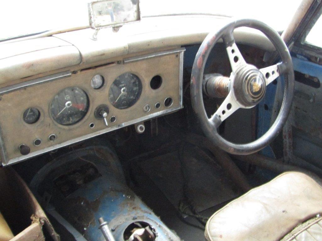 1960 Jaguar XK150 3.4 SE DHC NO RESERVE at ACA 15th June  For Sale (picture 3 of 5)