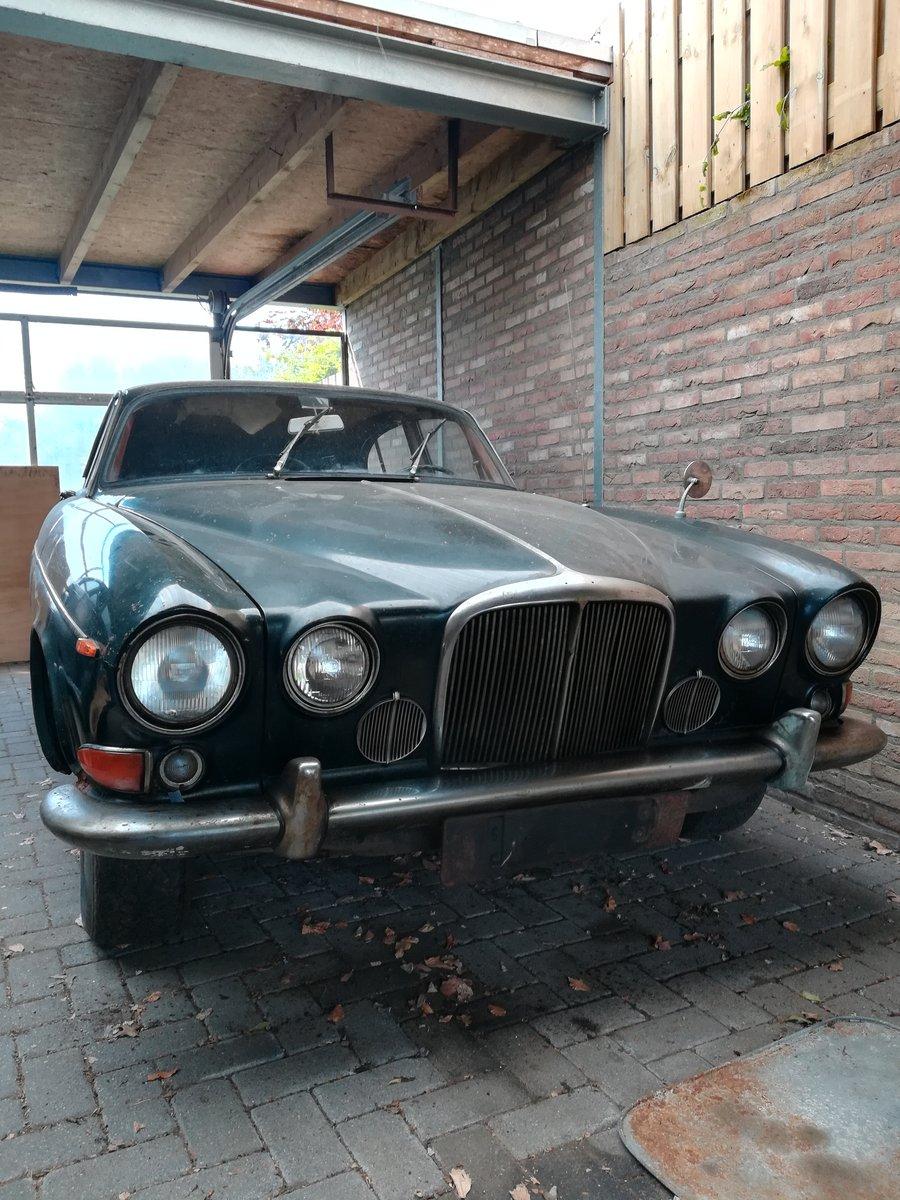 1969 Jaguar 420g LHD For Sale (picture 1 of 6)