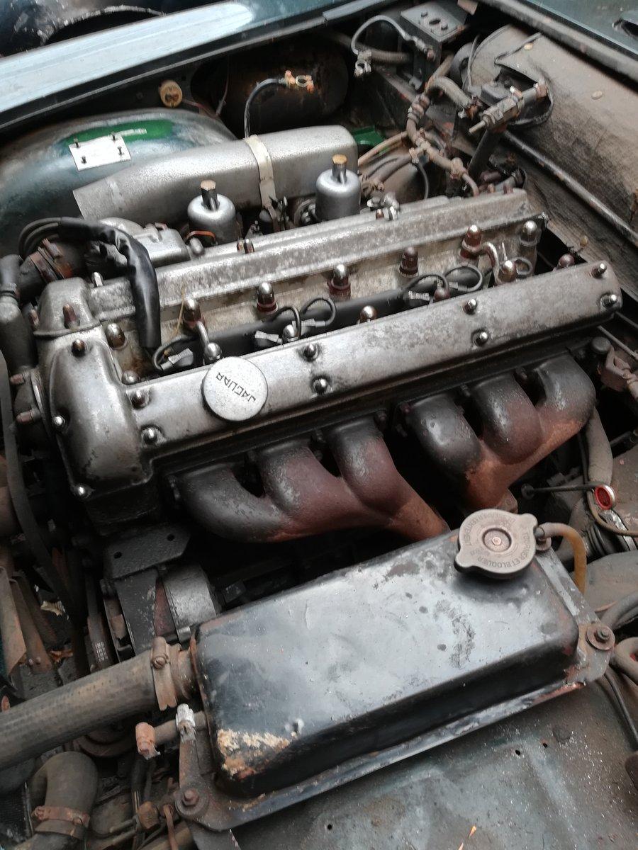 1969 Jaguar 420g LHD For Sale (picture 4 of 6)