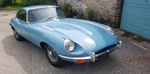 E Type Jaguar FHC - Only 3 owners from new & Ready to Enjoy