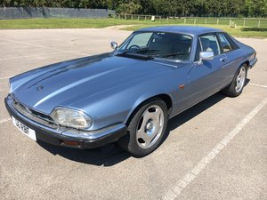 1990 JAGUAR XJS 3.6 WITH RARE MANUAL TRANSMISSION For Sale