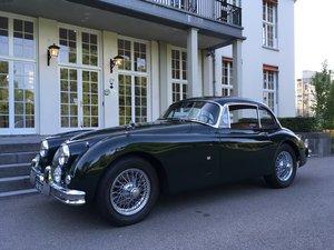 1957 Jaguar XK150 Coupe Automatic
