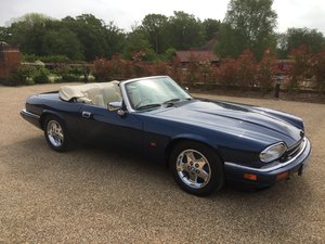Jaguar XJS Celebration Convertible 1995 For Sale