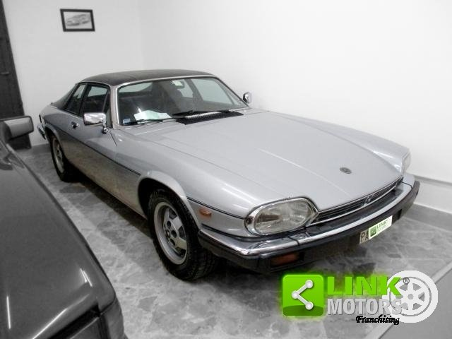 JAGUAR XJ-S HE (1983) INTONSA For Sale (picture 1 of 6)