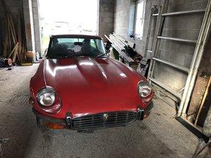Jaguar E-Type 2+2 1971(J)  For Sale