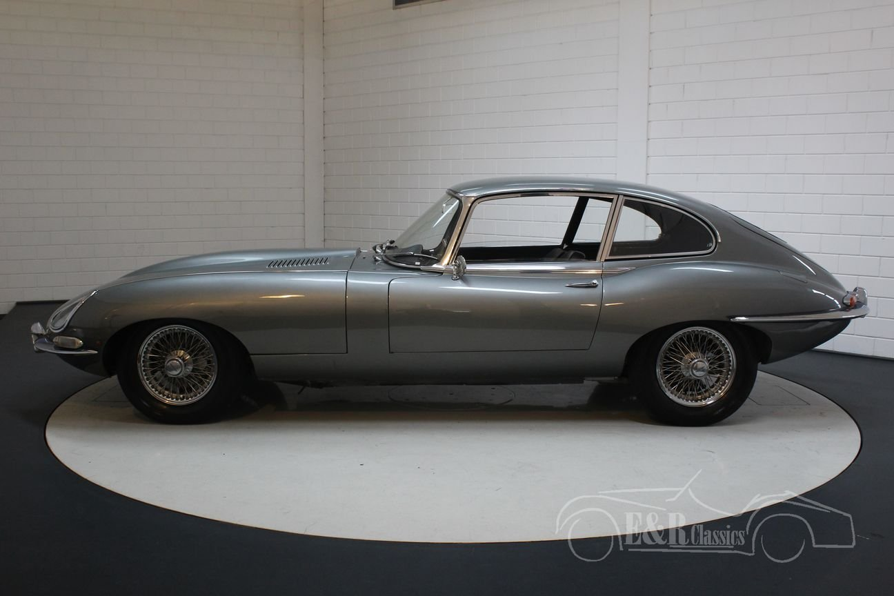 Jaguar E-type Series 1.5 1968 Matching Numbers 3 carburetors For Sale (picture 5 of 6)