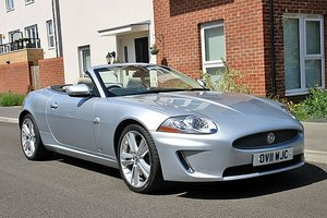 2011 Jaguar XK 5.0 Convertible For Sale