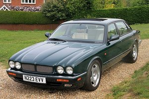 1996 Jaguar XJR (Only 67,000 Miles) For Sale
