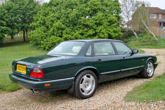 1996 Jaguar XJR (Only 67,000 Miles) For Sale (picture 2 of 6)