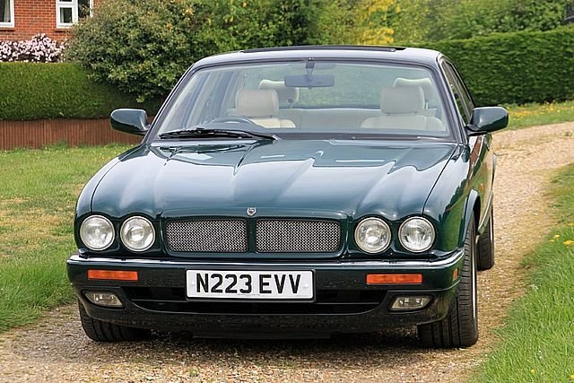 1996 Jaguar XJR (Only 67,000 Miles) For Sale (picture 6 of 6)