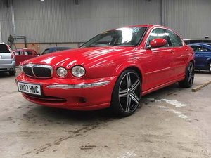 2002 Jaguar X-Type V6 SE Auto at Morris Leslie Auction 25th May For Sale by Auction